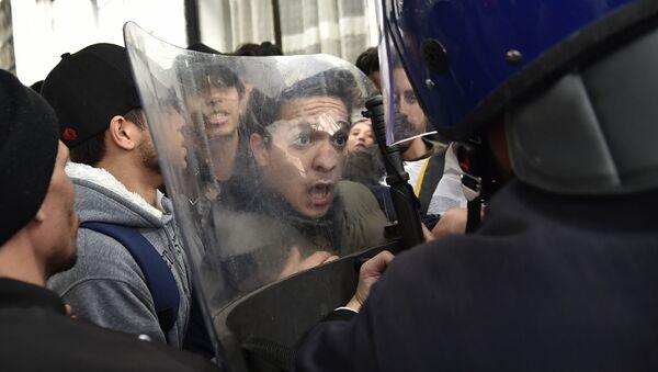 Protestations en Algérie - Sputnik France