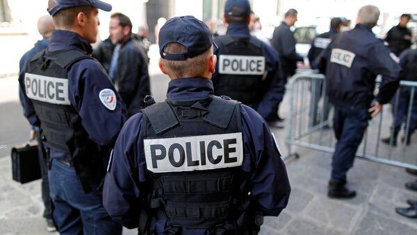 La police française (image d'illustration) - Sputnik France