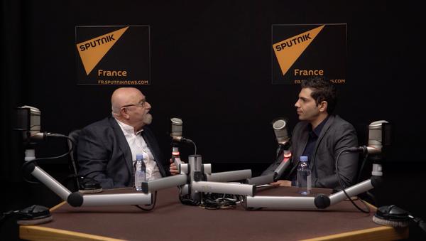 Sputnik France a reçu Bassam Tahhan, numéro 2 sur la liste de l'UDMF pour les européennes - Sputnik France