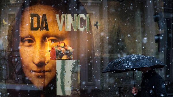 Mona Lisa - Sputnik France