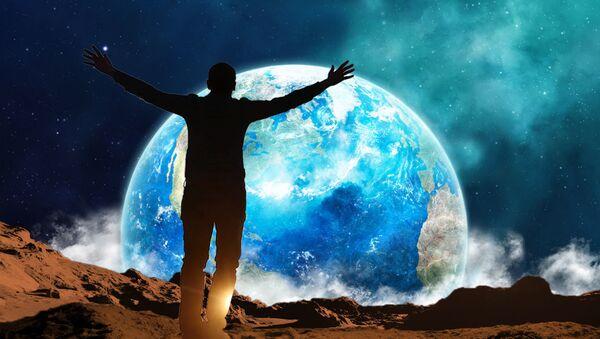 Quelles planètes pourraient accueillir l'humanité en cas de catastrophe mondiale? - Sputnik France