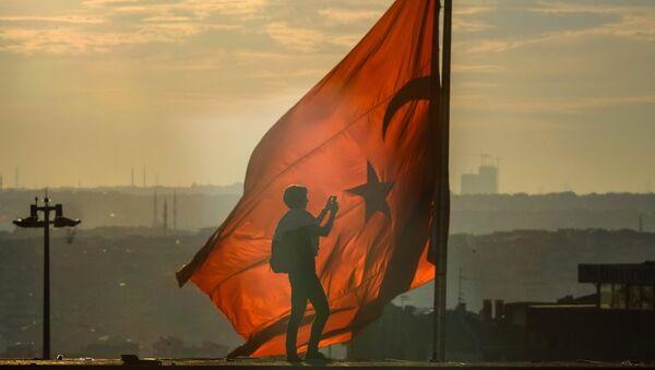 Turkish flag - Sputnik France