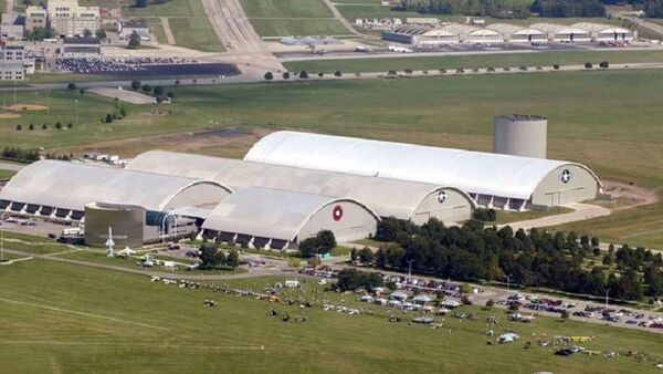 Wright-Patterson Air Force Base in Ohio - Sputnik France