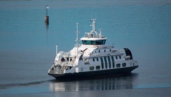 Ferry - Sputnik France