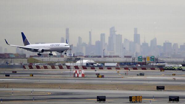 Aéroport international Liberty de Newark - Sputnik France