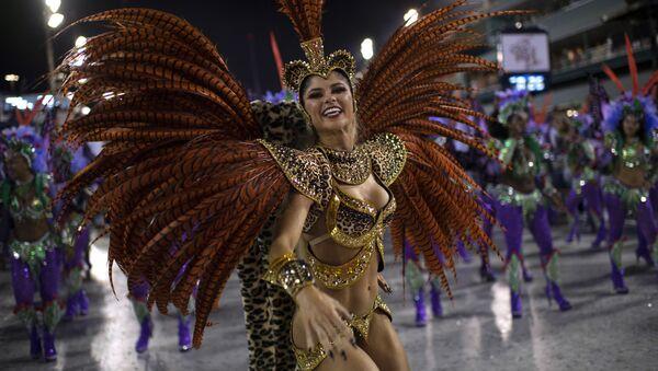 Carnaval-2019 à Rio - Sputnik France