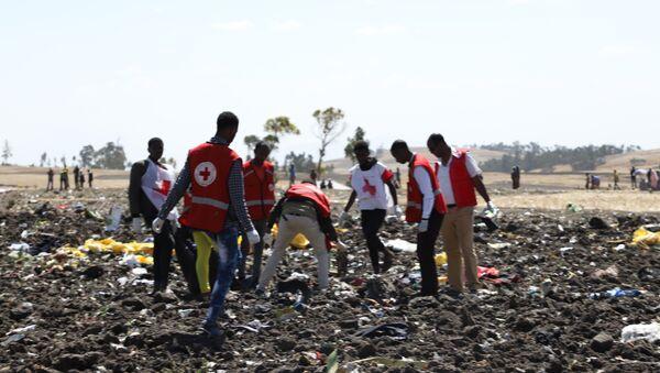 Crash d'un avion d'Ethiopian Airlines - Sputnik France