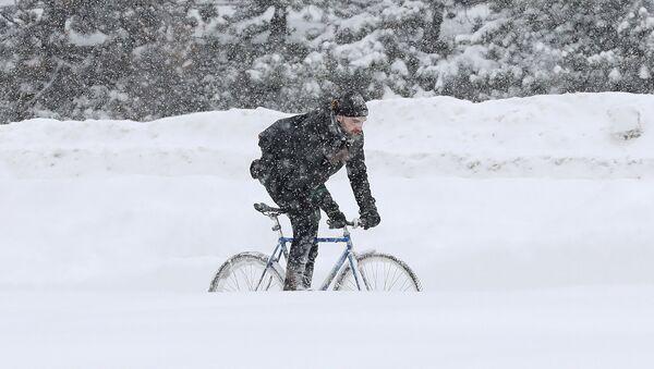 La neige à Ottawa - Sputnik France