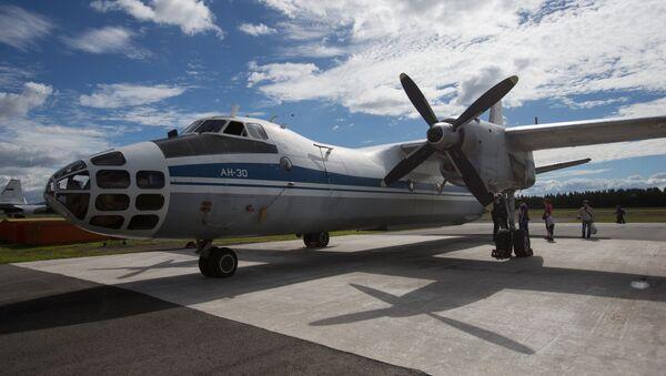 Un avion russe An-30 - Sputnik France