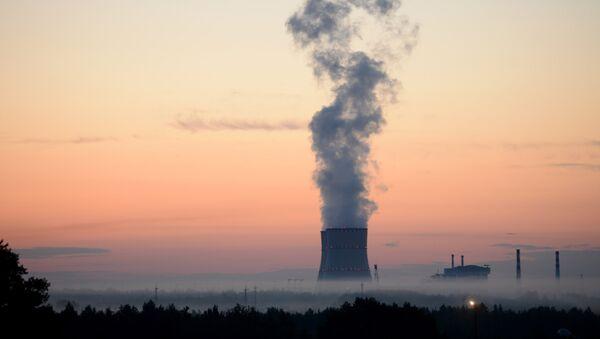 Centrale nucléaire en Russie - Sputnik France