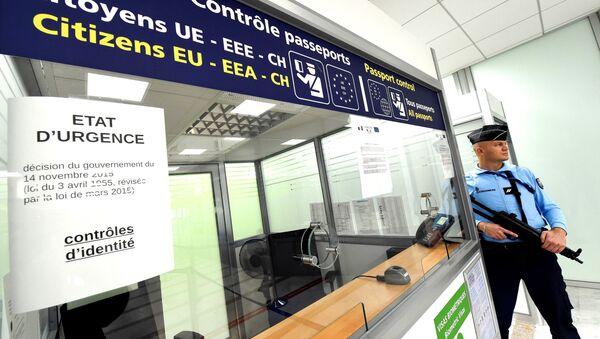 Espace Schengen - Sputnik France