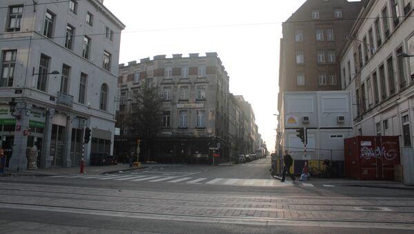 Rue Royale de Bruxelles - Sputnik France