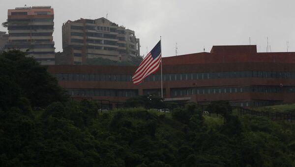 Ambassade des Etats-Unis à Caracas - Sputnik France