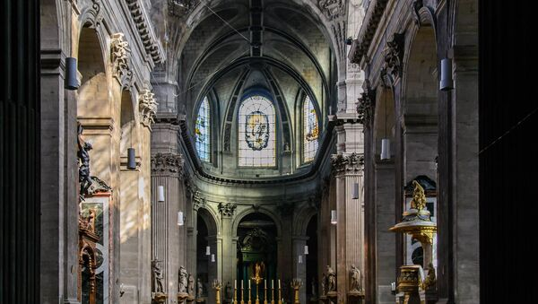 Église Saint-Sulpice de Paris - Sputnik France