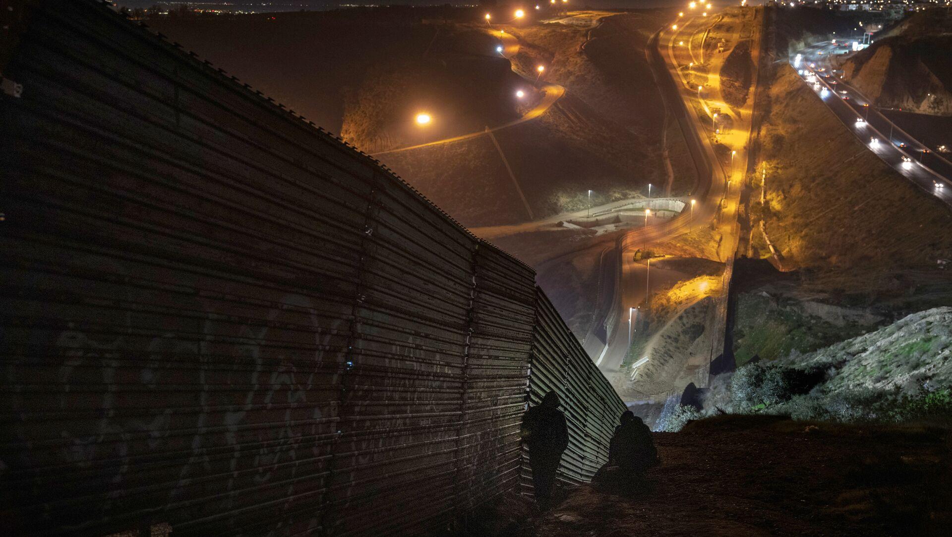Mur entre les États-Unis et le Mexique - Sputnik France, 1920, 17.09.2021