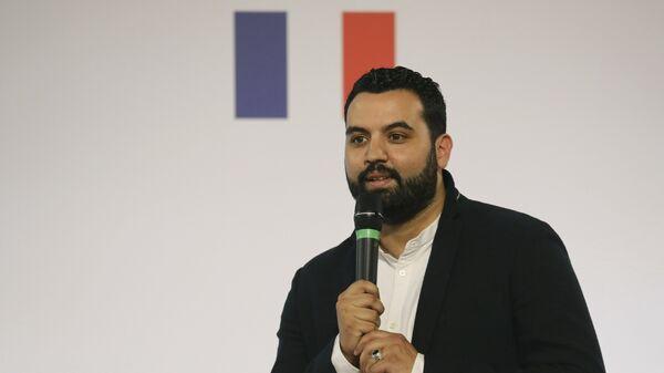 Yassine Belattar  - Sputnik France