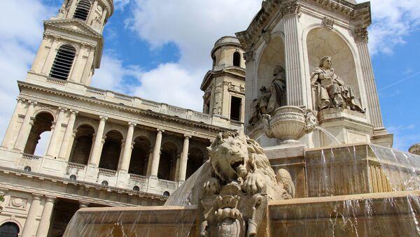 Église Saint-Sulpice à Paris - Sputnik France