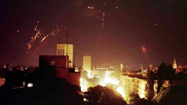 Les Serbes accouchaient sous les bombes de l'Otan - Sputnik France