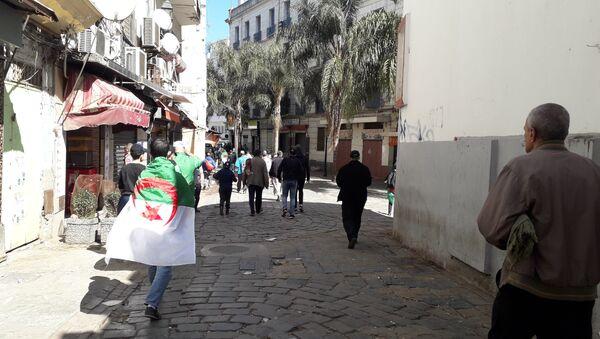 Situation en Algérie - Sputnik France