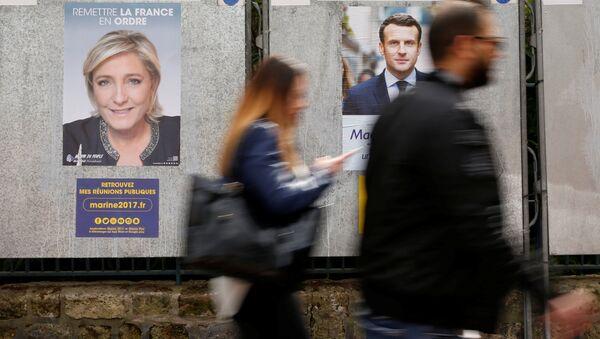 Election présidentielle française de 2017 - Sputnik France