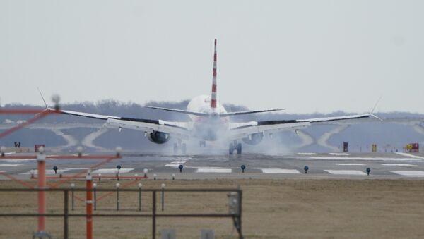 Un Boeing 737 MAX 8 - Sputnik France