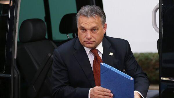 Viktor Orban - Sputnik France