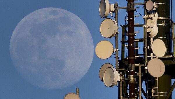 Photos de la super lune qui a marqué l'arrivée du printemps - Sputnik France