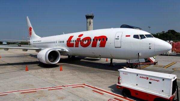 Un Boeing 737 Max 8 de Lion Air - Sputnik France