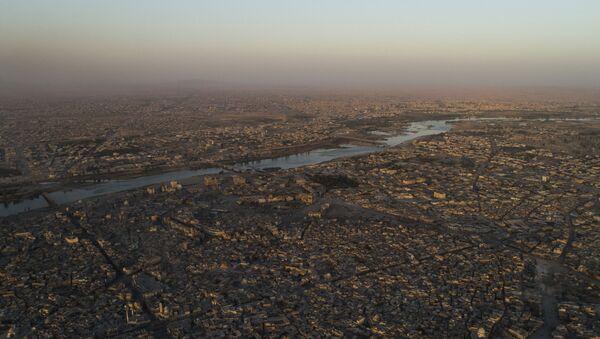 Le fleuve Tigre et la ville de Mossoul - Sputnik France