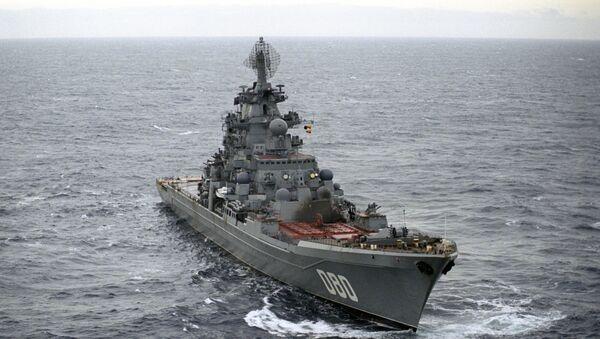 Amiral Nakhimov - Sputnik France