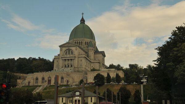 L'oratoire de Saint-Joseph de Montréal - Sputnik France