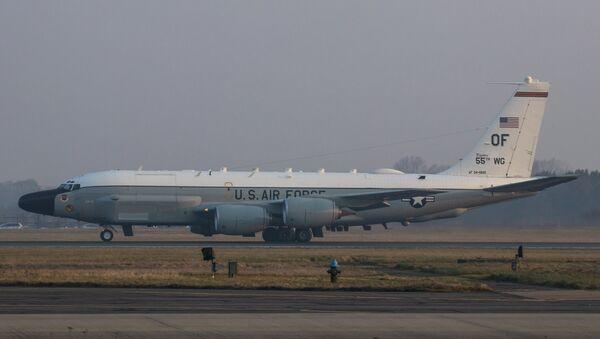 Boeing RC-135V Rivet Joint (archive photo) - Sputnik France
