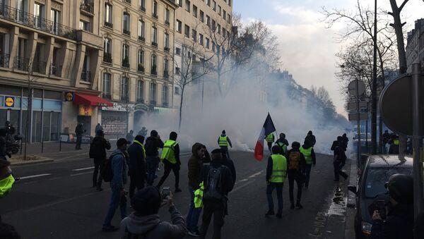L'acte 19 de la mobilisation des Gilets jaunes - Sputnik France