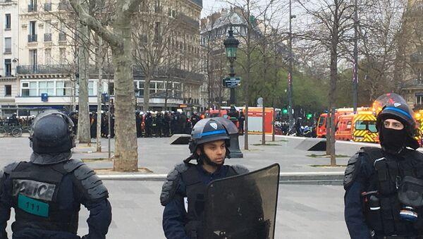 Policiers - Sputnik France
