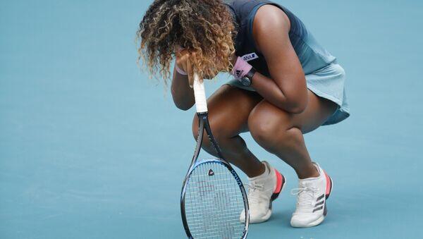 La joueuse de tennis japonaise Naomi Osaka lors du tournoi Premier Mandatory à Miami - Sputnik France
