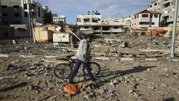 Bande de Gaza, archives - Sputnik France