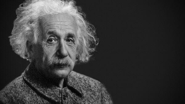 Albert Einstein - Sputnik France