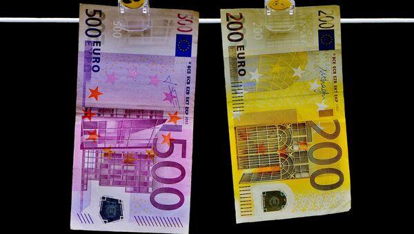 Euro banknotes - Sputnik France