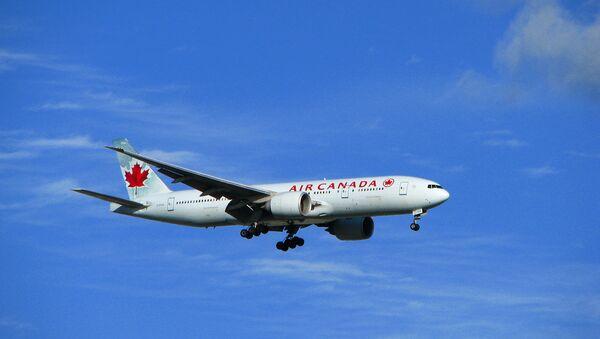 Air Canada - Sputnik France