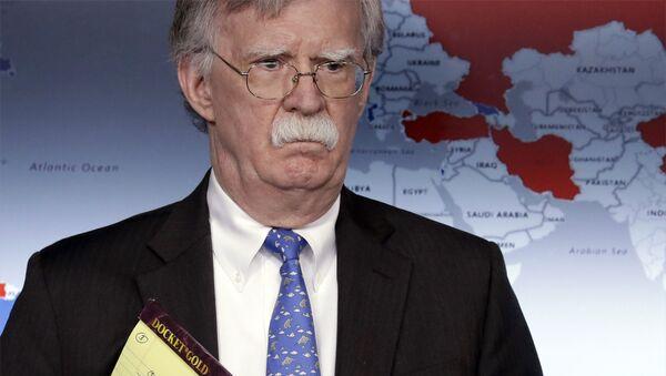 John Bolton - Sputnik France