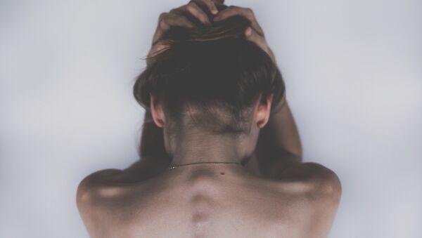 Woman, sad, depression - Sputnik France