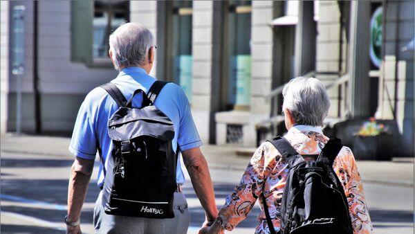 Personnes âgées - Sputnik France
