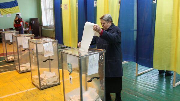 Présidentielle en Ukraine - Sputnik France