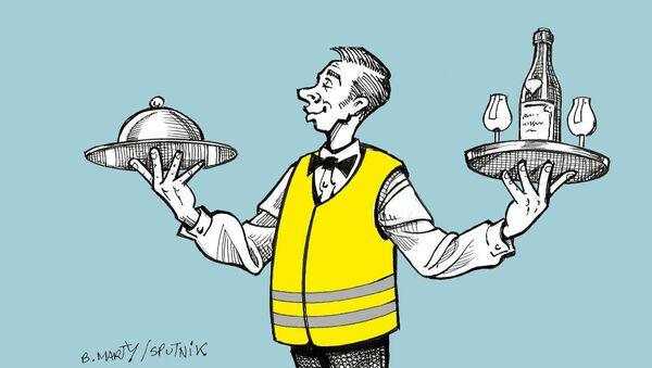La caricature de Bruno Marty pour le 1er avril ! - Sputnik France