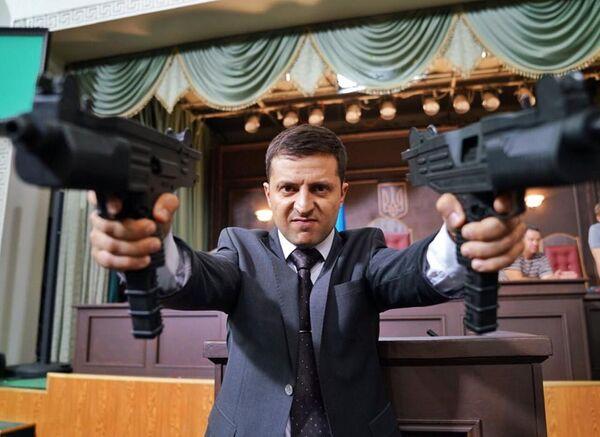 Ces acteurs qui sont devenus ou ont voulu devenir présidents - Sputnik France