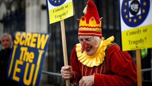 Brexit, différentes réactions à Londres - Sputnik France