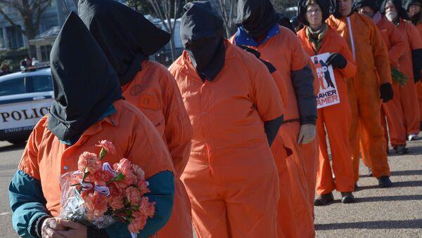 Guantanamo, protestations - Sputnik France
