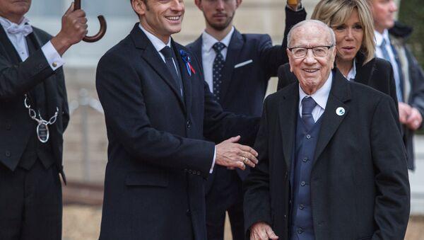 Le Président tunisien Beji Caïd Essebsi  - Sputnik France