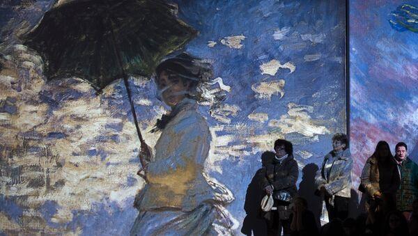 Une exposition des impressionnistes  à Saint-Pétersbourg - Sputnik France