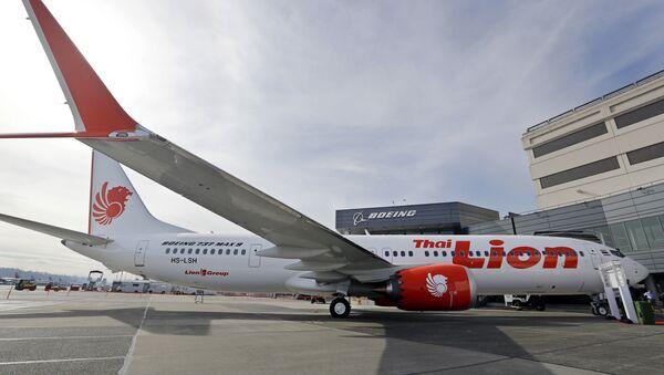 Boeing's first 737 MAX 9 jet - Sputnik France